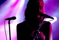 Emily Haines the purple aura (alex poulin) Tags: show portrait alex rock emily haines montreal live band september metric singer concordia 13 2007 poulin nikond80 photographedbyalexpoulin