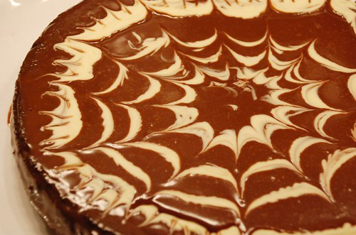Anne's Food: Mocha Walnut Torte