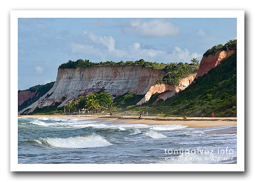 praia do Taipe, Arraial d'Ajuda