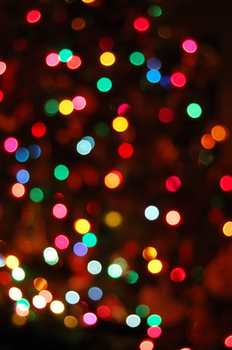 Lights on the Tree