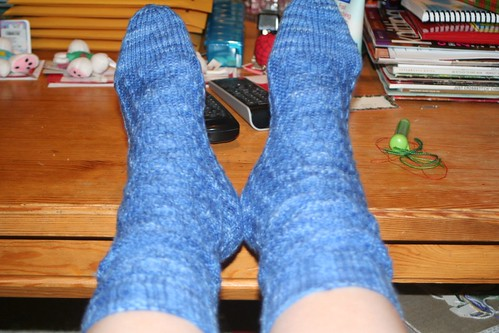 Heelless Sleeping Socks