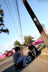 Me with DNO Cameraman (dingler1109) Tags: neworleans 9thward rex pinkhouses defend defendneworleans dingler syh nolarising