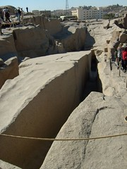 Egypt, Day 6, Cleopatra's Unfinished Obelisk (2)