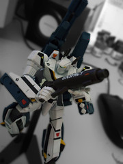 no 036 VF-1S (n42gul) Tags: yamaguchi kaiyodo revoltech vf1s