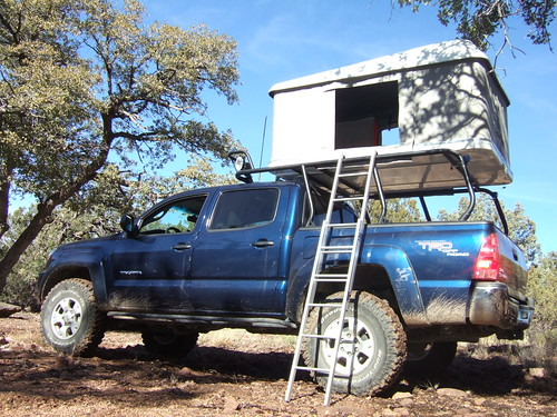 roof rack topper
