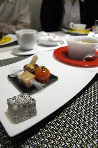 Dernie Desser, Miravile Impact, Ginza