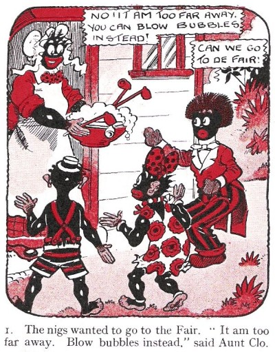 Vintage Racism 3