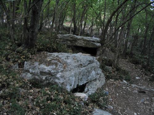 Таврские могильники на солнечной тропе