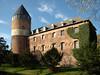 Die Burg Brüggen in Brüggen