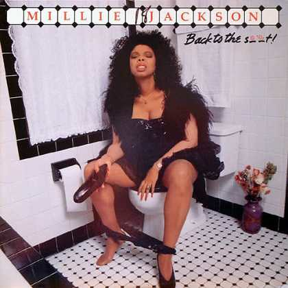 Re: Worst album cover ever. Posted by: stylishbastard