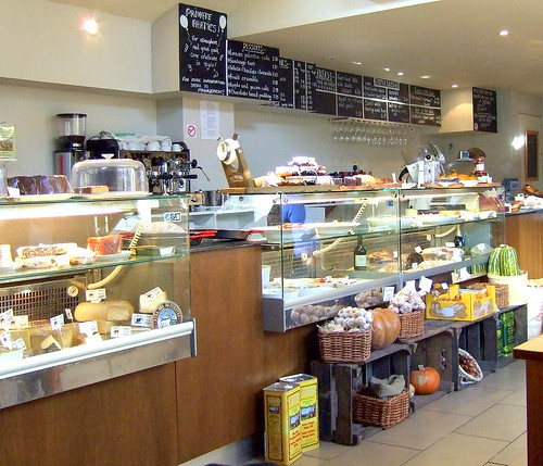 Fat Deli counters