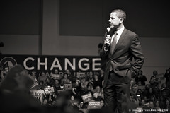 Stand for Change (Hankins) Tags: virginia election president rally change vabeach virginiabeach obama primaries barackobama barack presidentialcampaign virginiabeachconventioncenter 2008election tumblr virginiaprimary