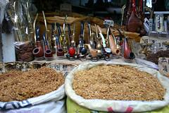 Pipes at Guan Yuan Shi Chang Market