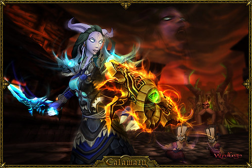 world of warcraft art. World of Warcraft Art - WoW