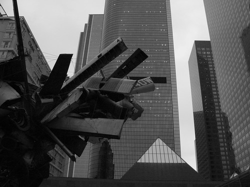 Hulking Public Art in LA