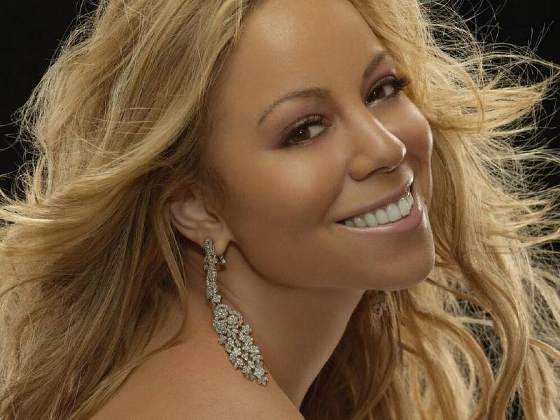 mariah carey hairstyles curly 2012