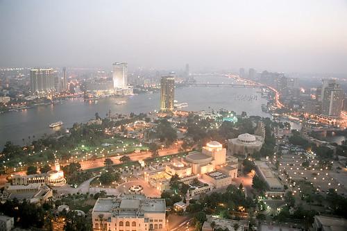 Una noche en el Cairo