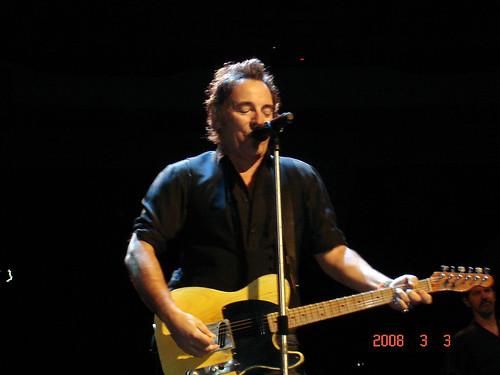 Bruce Springsteen | Hamilton | Concert