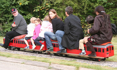 Miniature Railway photo by Toby Bryans
