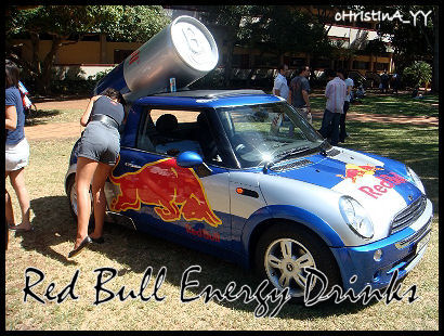 USQ Career Fair: Red Bull Energy Drinks
