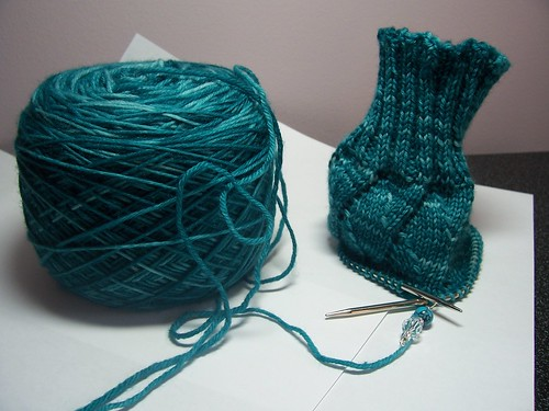 Tidal Waves Sock