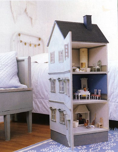 Hand Made Doll Houses