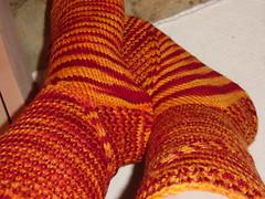 Auntie's socks