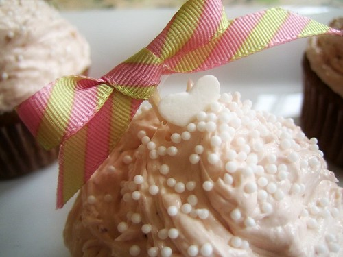 Strawberry Dream Cupcakes