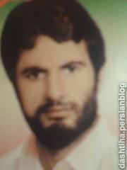 شهید محمود حیدری پور