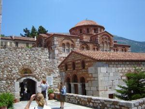 Monasterio de Hosios Lukas, San Lucas, Grecia continental.