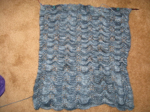 Rebekah's shawl