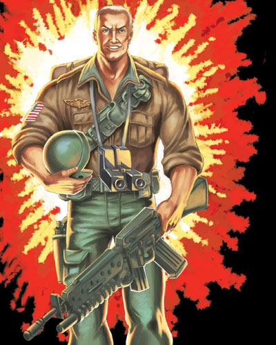 serie G.I. Joe Duke
