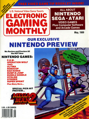 EGM Issue 001 Cover