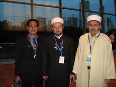 YM Dr Yashar Sherif Damadoglou (Mufti Greece)