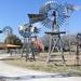 Tolar Texas Windmill Farm