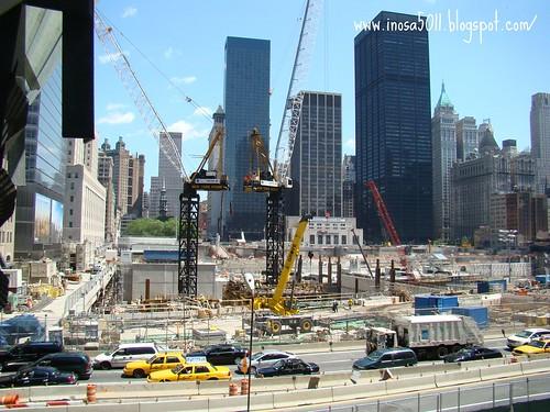 世貿大樓遺址