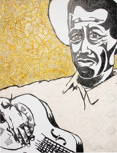 Andalucia's Son House Painting