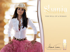 Shania The Will of a Woman