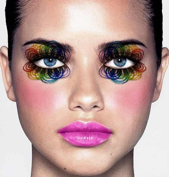 maquillaje digital en fotografías