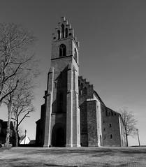 Black Friars Church in Viborg (Jaedde & Sis) Tags: church viborg bigmomma 15challengeswinner challengefactorywinner thechallengefactory fotobronze fotocompetitionbronze sortebrødre herowinner