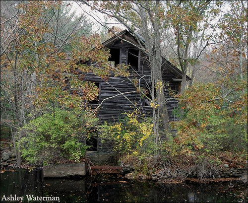 """""""The Abandoned Mill"""""""