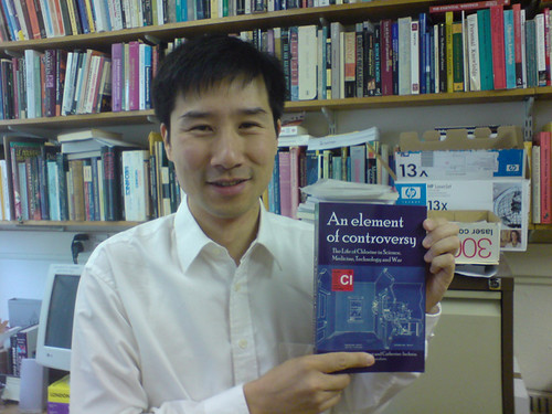 Wiki-book on chlorine heralds new style of undergraduate teaching