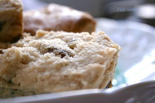 date scones