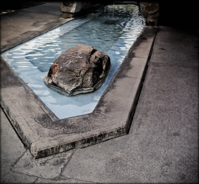 Taliesin West, Pool