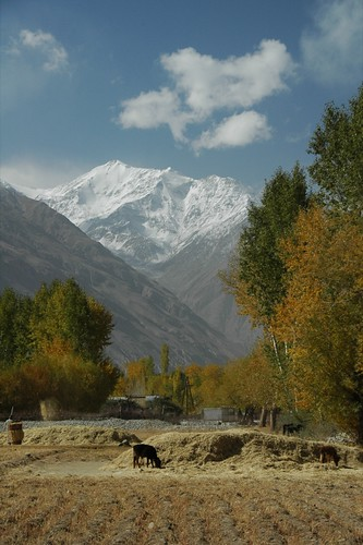 Wakhan Valley - Changing Seasons
