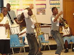 Slammin' the Infinite @ Jones High School - Houston, TX (Nameless Sound) Tags: school jones high sound infinite nameless slammin