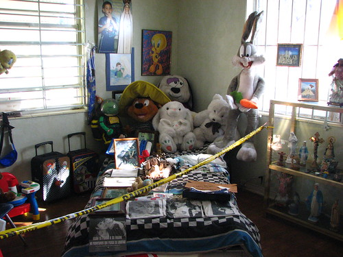 Elian Gonzalez's bedroom