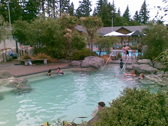 Hanmer springs pools