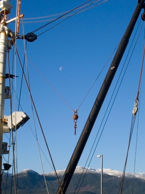 boat rigging, Ketchikan, Alaska