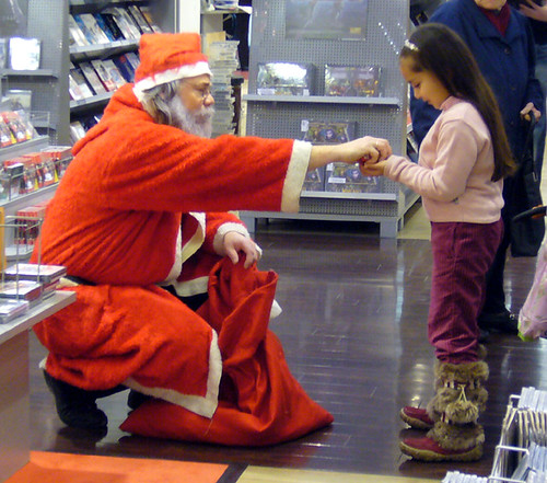 St. Nikolaus at Karstadt